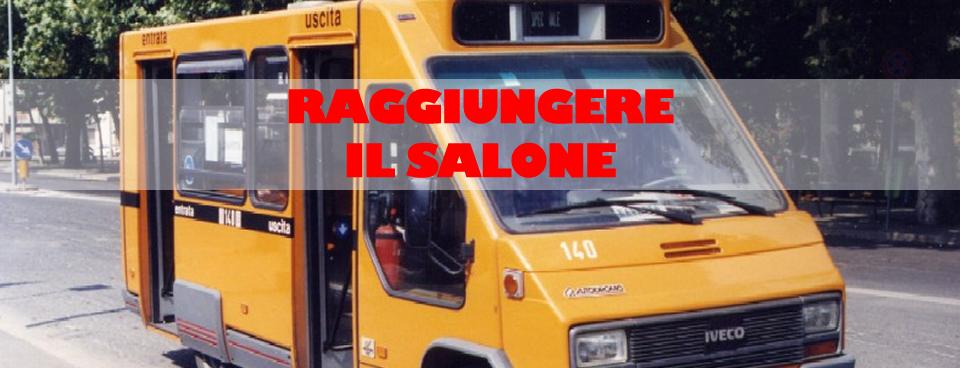 """Navette gratuite per raggiungere """"Villaggio Solidale"""". Tutte le info logistiche"""