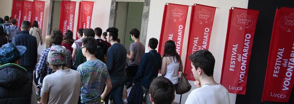 Festival del Volontario.Il patrocinio di Expo 2015