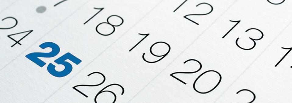 Servizio Civile Nazionale. Calendario selezioni