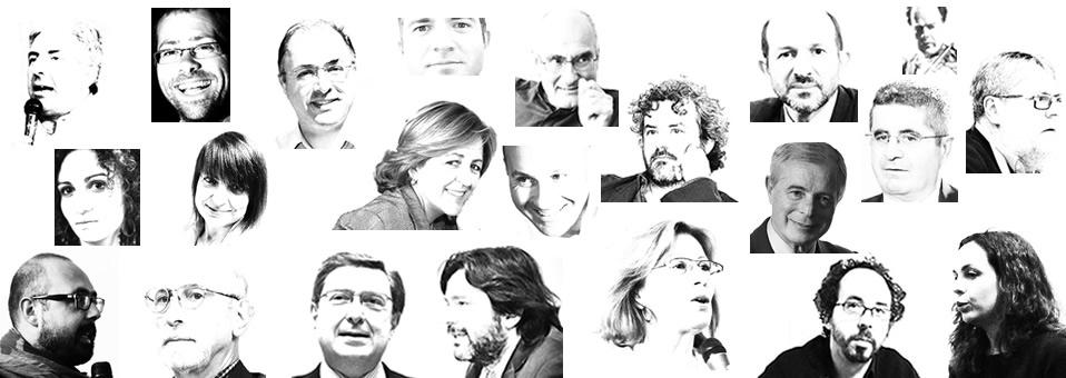 #Paesedomani. Le biografie dei protagonisti