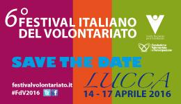 Festival italiano del Volontariato 2016 #FdV16