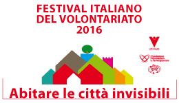 Festival italiano del Volontariato 2016 #FdV2016