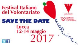 Festival Italiano del Volontariato 2017 #FdV2017