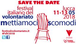 Festival italiano del Volontariato 2018 #FdV2018