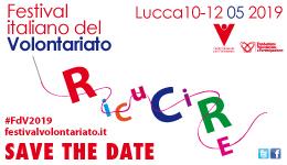 Festival italiano del Volontariato 2019 #FdV2019
