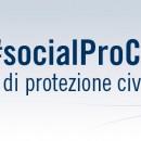 #SocialProCiv, la nuova rete di protezione civile