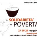 Più solidarietà, meno povertà